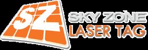 Sky Zone Laser Tag Logo