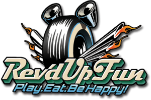 RevdUp Fun Logo