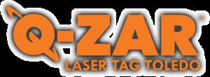 Qzar Laser Tag Toledo Logo