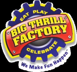 Big Thrill Factory Logo