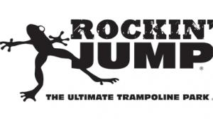 Rockin Jump - The Ultimate Trampoline Park Logo