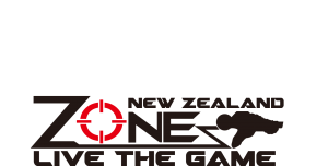 Zone New Zealand - Live The Game Logo