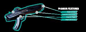 Phasor Strike phasor features
