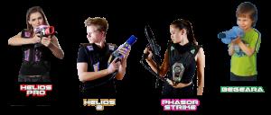 Laser Tag System Banner