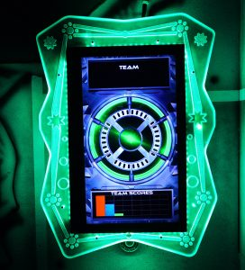 Laser Tag Team Score
