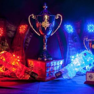Zone Laser Tag-Trophy