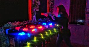 helios pro Laser Tag