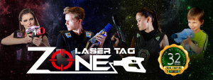 Zone Laser Tag - Contact Banner