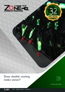 Zone Laser Tag-Green
