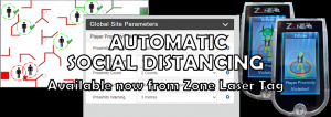 automatic social distancing